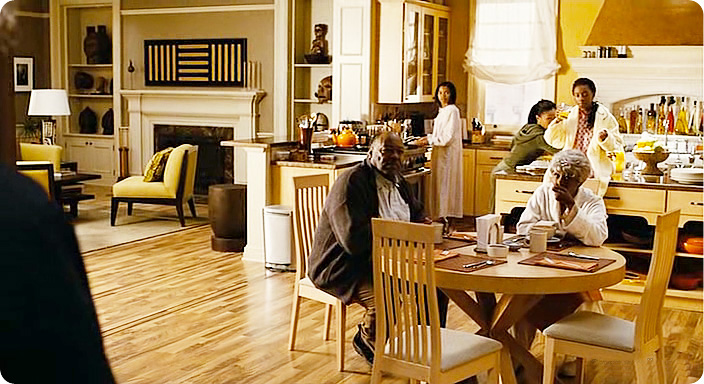 "The Warm and Cozy Interiors From ""Reign Over Me"" Movie"