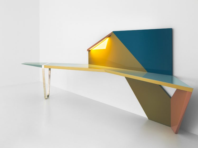 Bold Geometric Palmador Furniture Collection