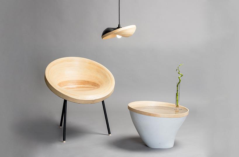eco friendly Sagano furniture collection