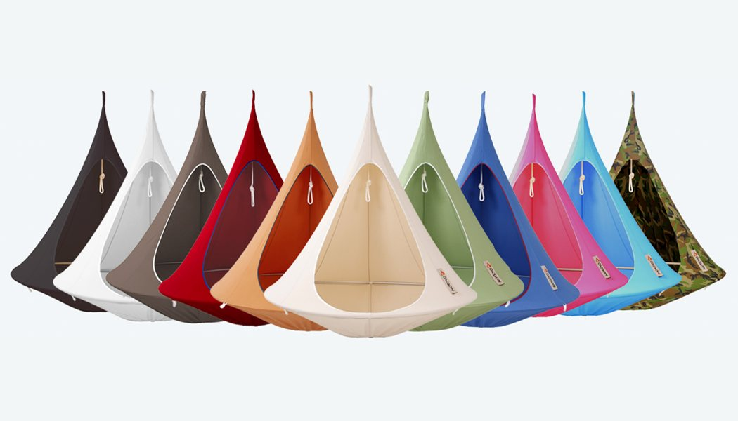 There's a wide range of colors and shades available