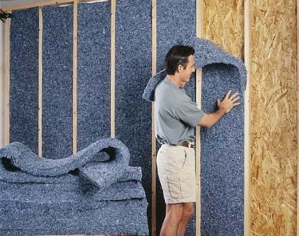 insulate your basement bedroom well