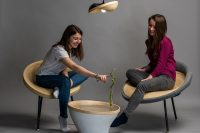 03 Sagano furniture collection is available in two versions