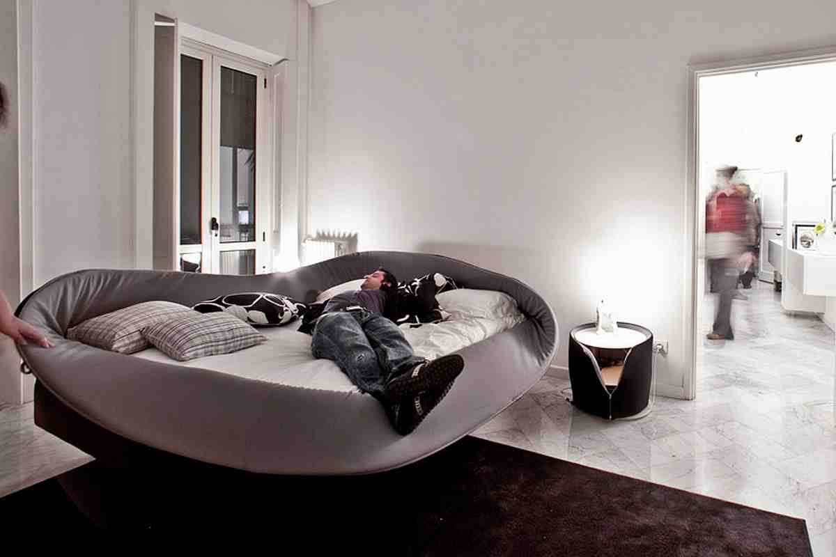fabric cover bed