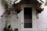 07 tiny gabled entryway