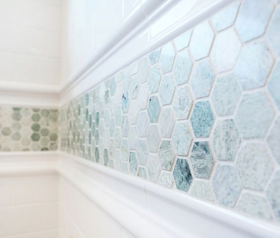 Luxury 25 Wonderful Ideas And Pictures Of Decorative Bathroom Tile Borders
