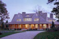 10 Dutch gabled roof house
