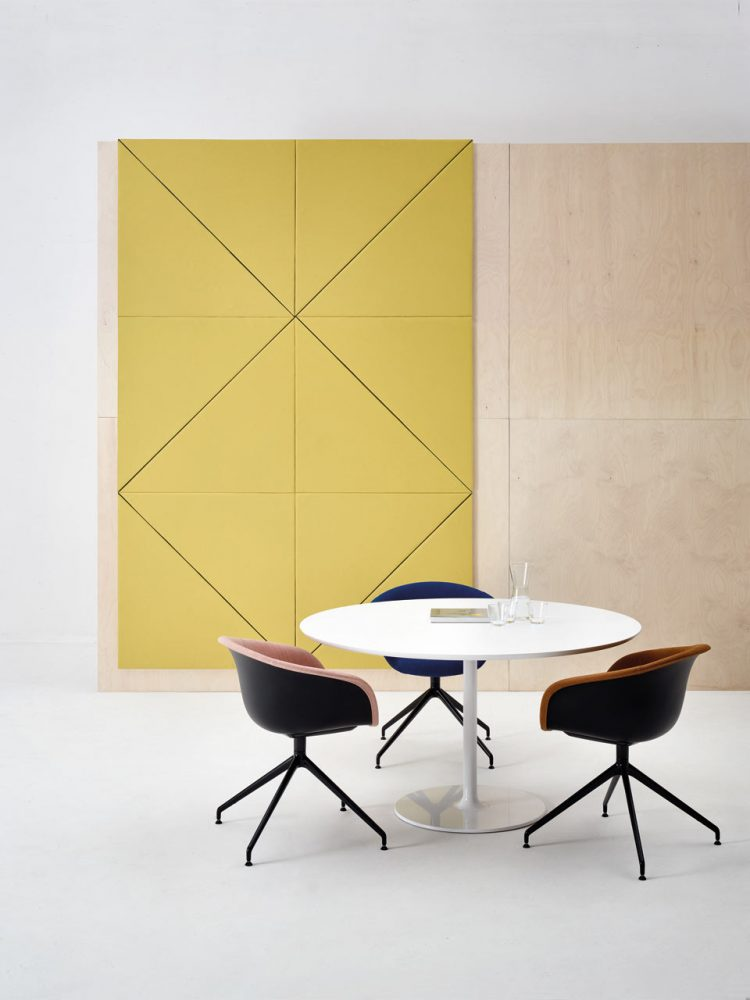 You can create accents with these panels