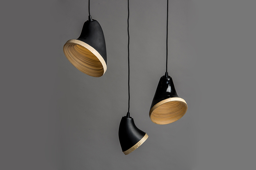 different combos of Sagano lamps