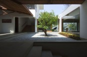 Modern Home With Central Courtyard