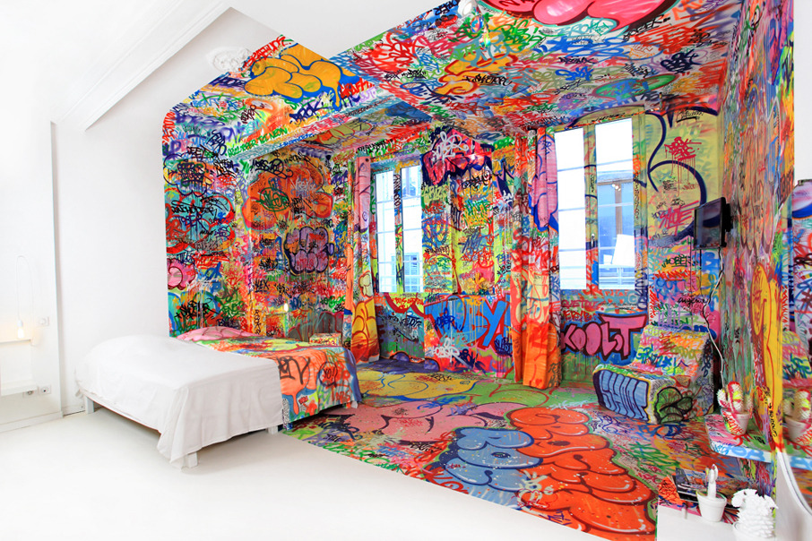 13 The Most Cool And Wacky Bedrooms Ever | DigsDigs