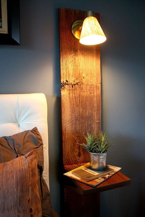 wall sconce for a bedroom