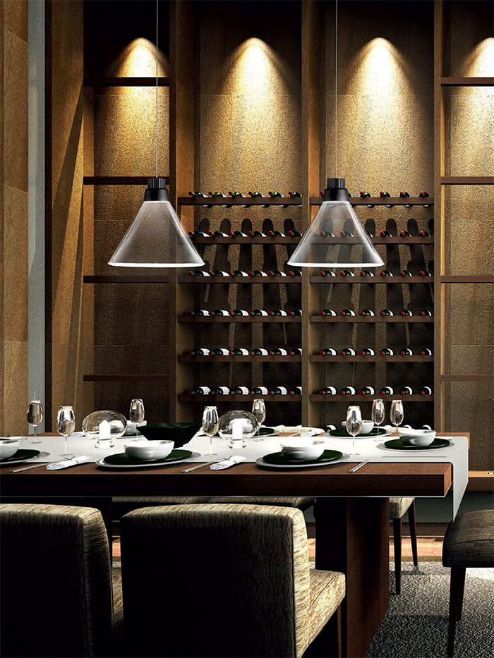 Ultra Modern Hanging Lights Collection