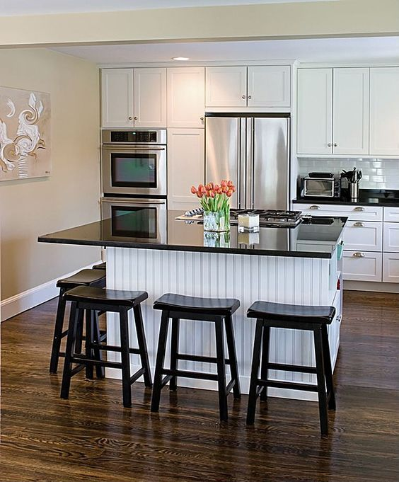 Small Kitchen Island With Seating 30 kitchen islands with seating and dining areas - digsdigs