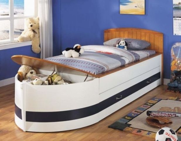 26 Really Unique Kids Beds For Eye Catchy Kids Rooms