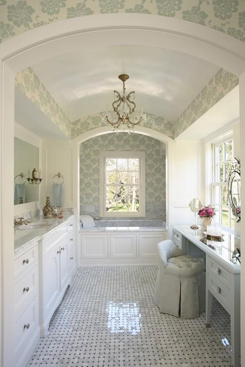 Traditional Bathroom