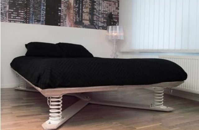 coil bed