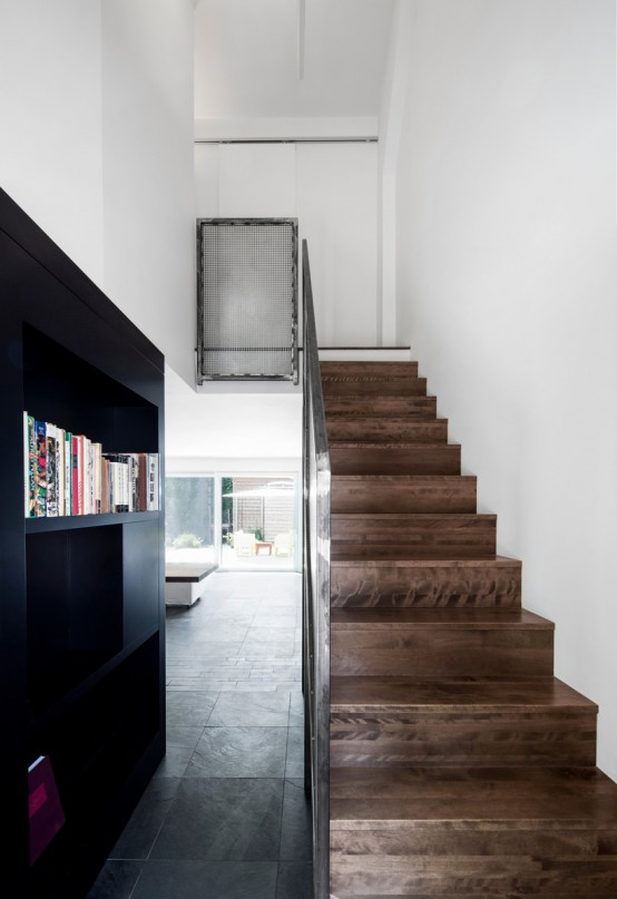 125 Year Old Duplex With Modern Interiors