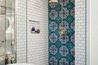 bold mosaic tiles