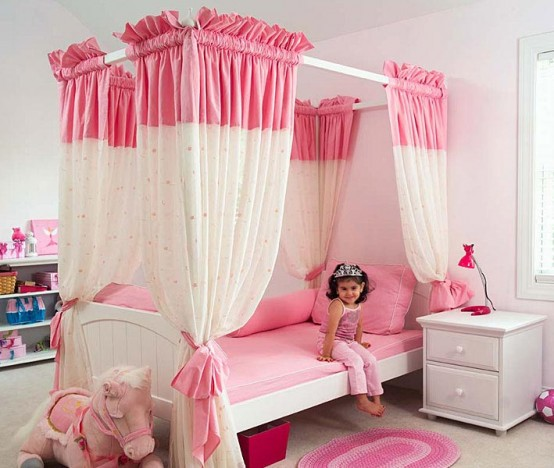 http://www.digsdigs.com/photos/15-Cool-Ideas-for-pink-girls-bedrooms-3-554x468.jpg