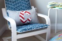15 nautical-themed Poang chair hack