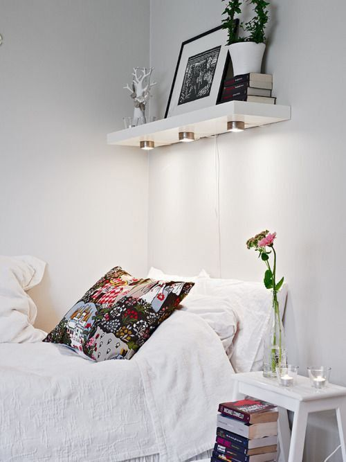 wall-mounted lights