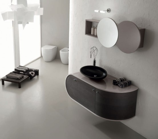 17 Modern Bathroom Furniture Sets – Piaf by Foster