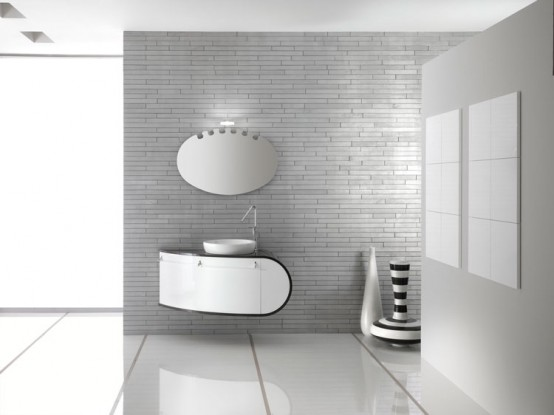 Modern Bathroom Furniture