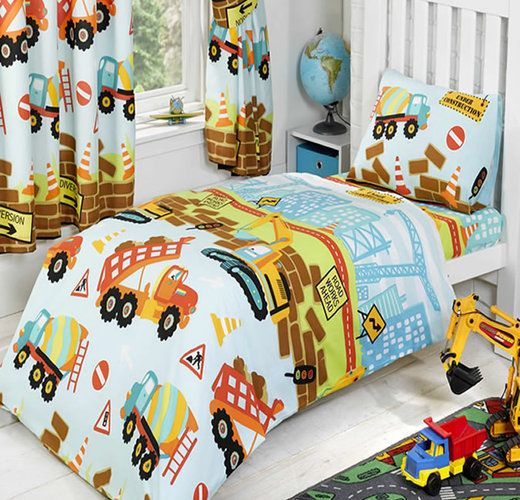 car print bedding