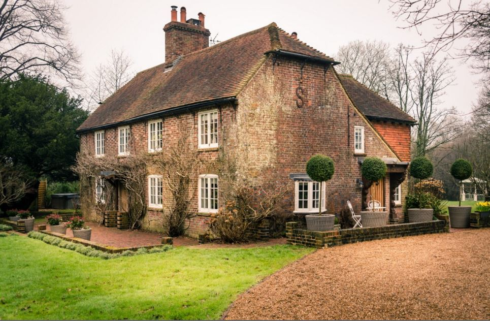 Picture Of 1900 s english countryside home breathing with style  1