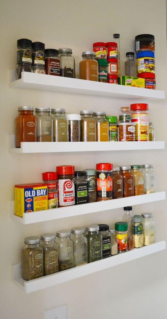 Ribba spice racks