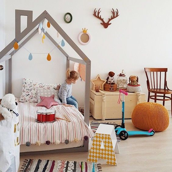 house frame kid bed