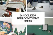 36 cool kids bedroom theme ideas cover