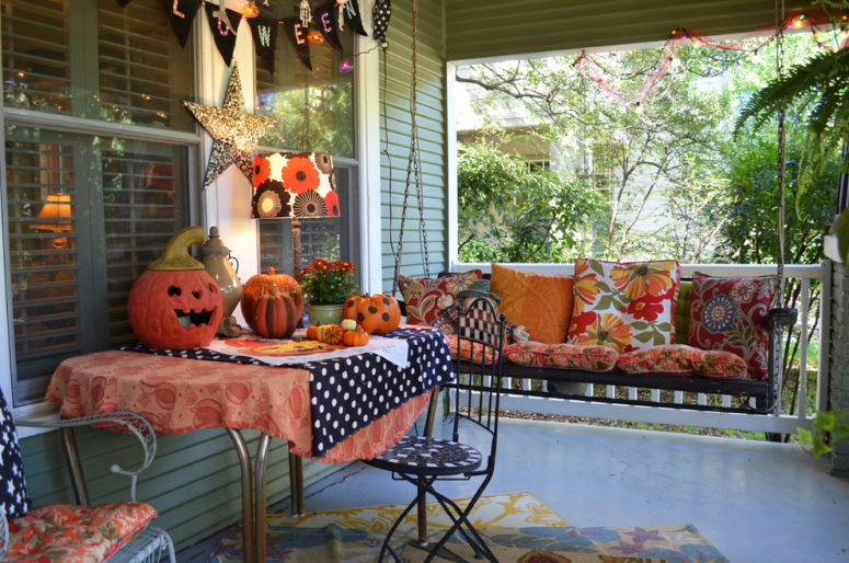 Halloween Decorations Ideas Yard 125 cool outdoor halloween decorating ideas digsdigs cool outdoor halloween decorating ideas workwithnaturefo