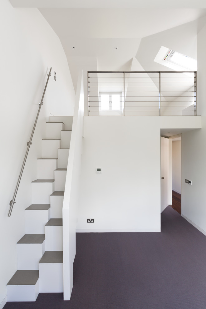 loft conversion layout ideas - 27 Really Cool Space Saving Staircase Designs DigsDigs