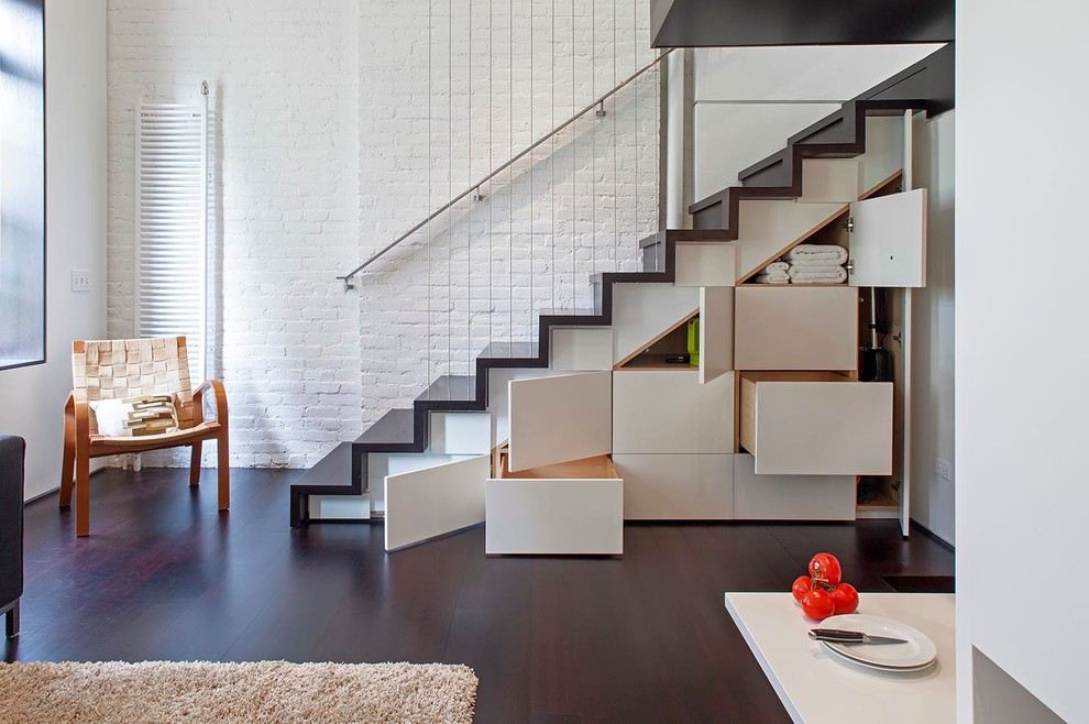 27 really cool space saving staircase designs - digsdigs
