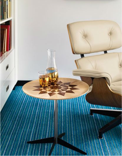 White Ash Limited-Edition Tray Table by Herman Miller