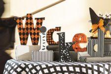 50 great halloween mantel decorating ideas