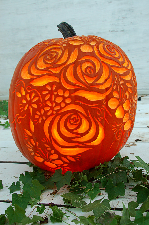 700 Free Last Minute Halloween Pumpkin Carving Templates And Ideas - DigsDigs