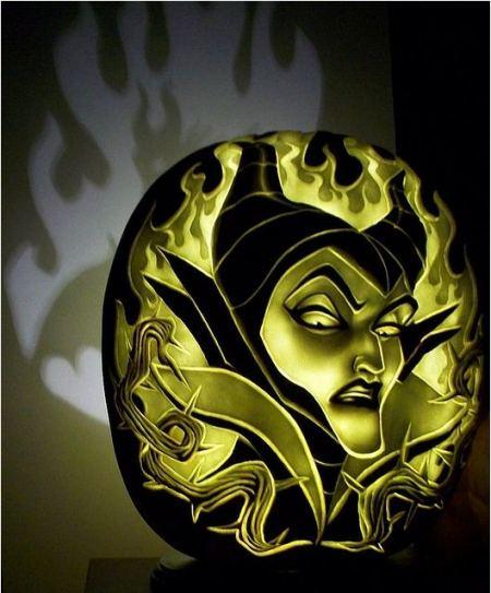 Fall Decorating Ideas: 700 Free Last Minute Halloween Pumpkin Carving Templates