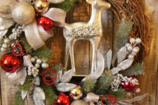 50 awesome christmas wreaths ideas for all types of decor