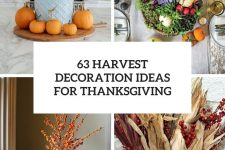 63 harvest decoration ideas for thanksgiving cover