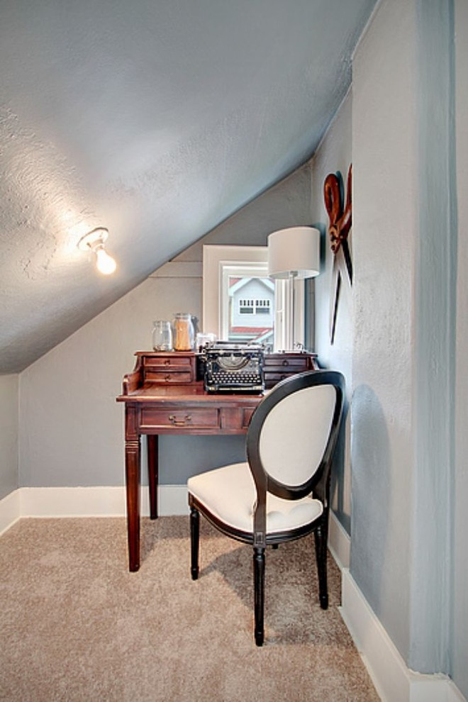 Fantastic 57 Cool Small Home Office Ideas Digsdigs Largest Home Design Picture Inspirations Pitcheantrous