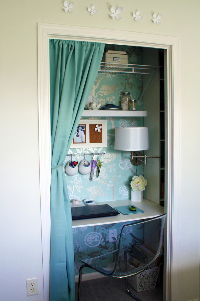 Amazing 57 Cool Small Home Office Ideas Digsdigs Largest Home Design Picture Inspirations Pitcheantrous