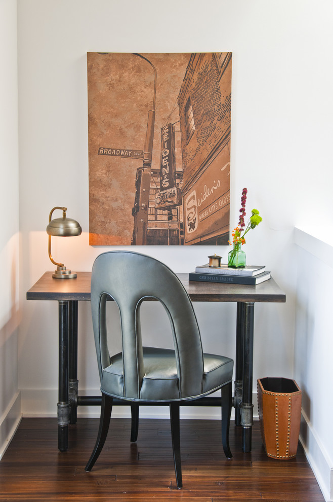 an unused nook would be more than enough to let you to fully commit yourself to - Small Home Office Design Ideas