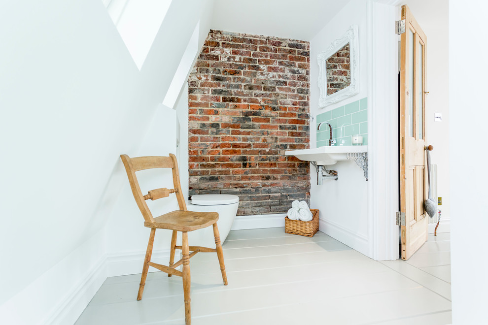 Cool Interiors With Exposed Brick Walls DigsDigs - White brick interiors