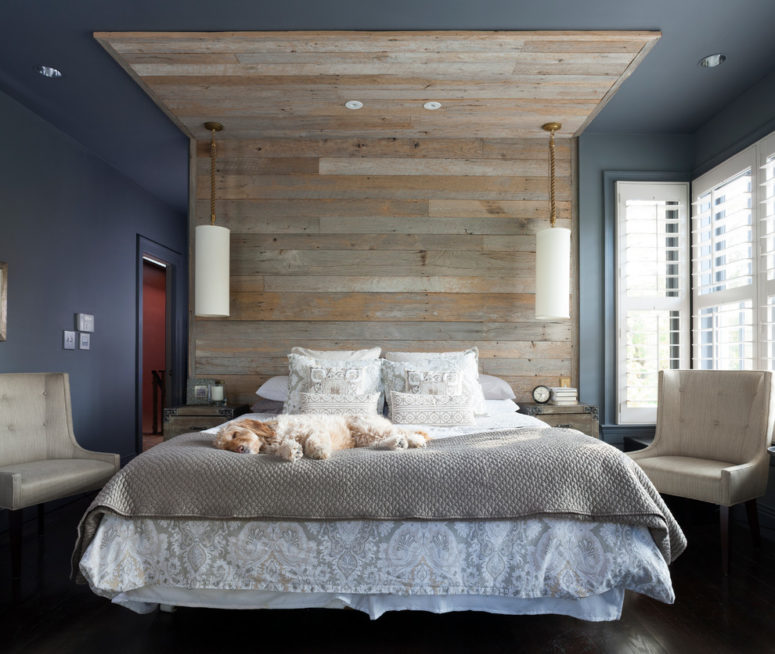 Gorgeous Gray And White Bedrooms: 47 Beautiful Blue And Gray Bedrooms