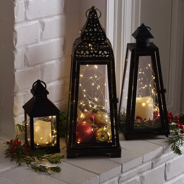 65 Amazing Christmas Lanterns For Indoors And