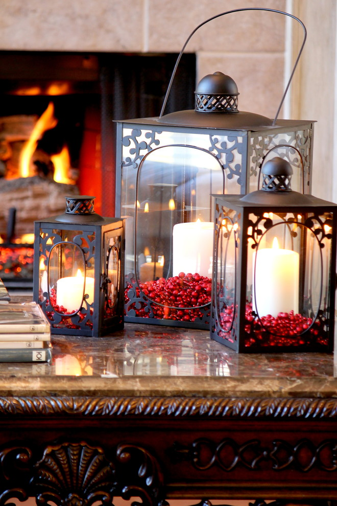 65 Amazing Christmas Lanterns For Indoors And Outdoors - DigsDigs