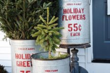 50 amazing outdoor christmas decorations
