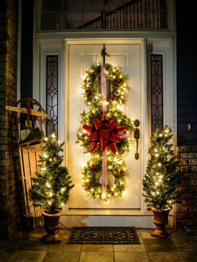 Outdoor christmas tree decorations - Amazing Outdoor Christmas Decorations
